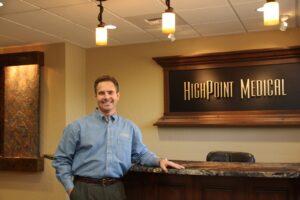 Skip Meyer High Point Medical