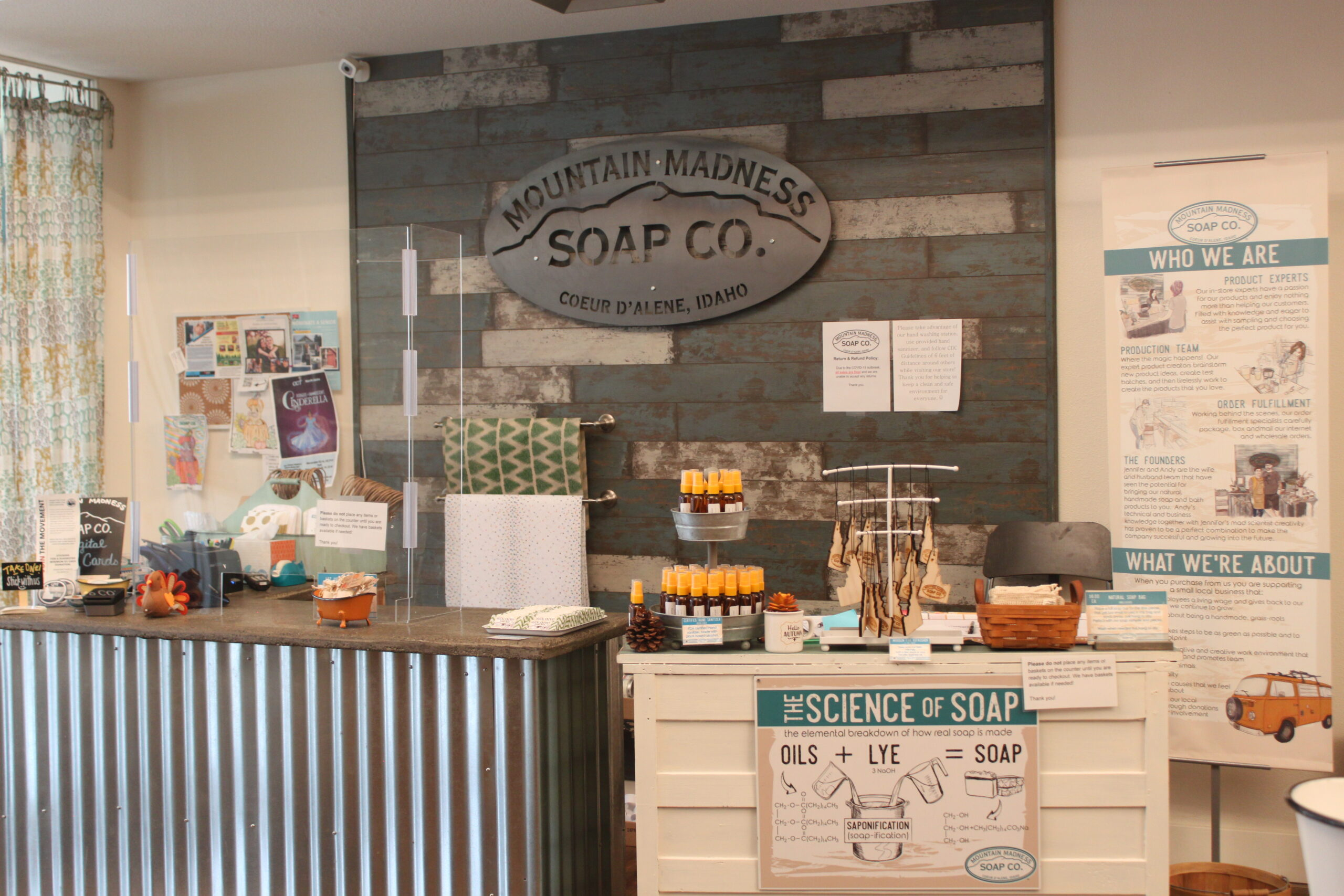 Read more about the article Handmade Soap Shop Manages Growth with Tech